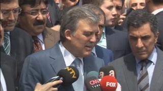 Abdullah Gül: Ben sadece cesaretlendirdim