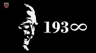 Atatürk'ün ebediyete intikalinin 79'uncu yılı