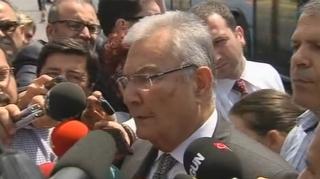Baykal'dan ilk açıklama: Cumhurbaşkanı her türlü koalisyona açık
