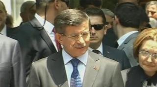 Davutoğlu: Bugünden itibaren ulusal yas ilan edilecek