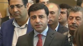 Demirtaş: Türkiye koalisyonla yoluna devam etmeli