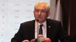 YSK Başkanı Sadi Güven açıklama yaptı