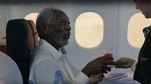THY Morgan Freeman reklamı