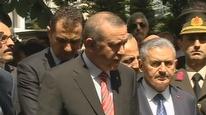 Erdoğan: Demirel'in çok farklı bir yeri var