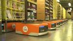 Amazon'un yeni personelleri akıllı robotlar